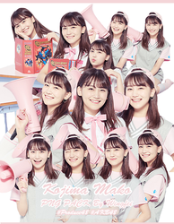 180513 PRODUCE48 AKB48 Kojima Mako PNG PACK by Wingfei
