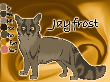 Jayfrost Reference Sheet 2016 by Jayie-The-Hufflepuff