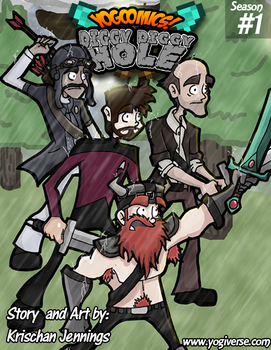 Diggy Diggy Hole: New Cover by IllustriousVar