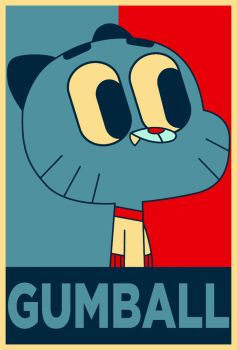 GUMBALL by Osopod2