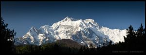 Annapurna II by Dominion-Photography