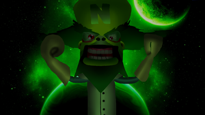 Get Ready To Face My Wrath Crash Bandicoot Guy by SpringBonnieNotTrap