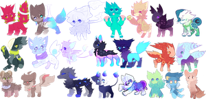 Set price adopts (open) by Niensis