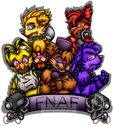Five Nights at Freddys by Infanio