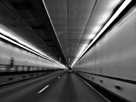 Tunnel.....w.b. by gintautegitte69