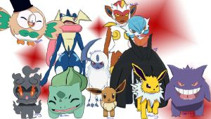 Pokemon Friends