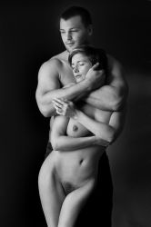 My son Oliver and Stephanie 1 by NickGiles