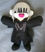 Riku Plush by lilnaruto