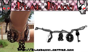 Sad Tale Bracelet by BlakBunni