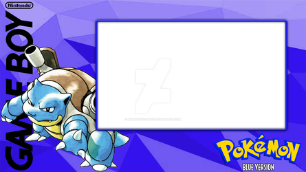 Pkmn blue Layout by BrandyKoopa92