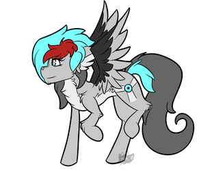 Commission #23 by WhiteHairedChild