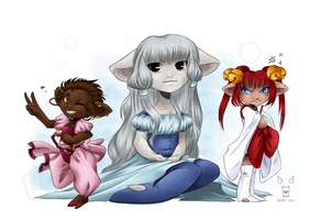 Tiny helpers by Ever-Evi