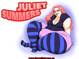 Commission - Juliet Summers by rampant404