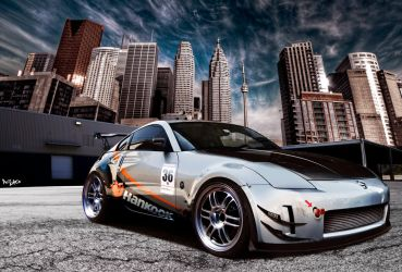 Time Attack Z by Psyco-Design