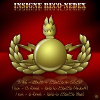 Insigne Reco NEDEX by Kavel-WB