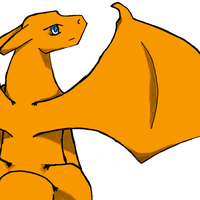 Charizard by Kalitamai