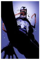 Venom by Bachalo and Townsend by DrDoom1081