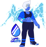 Mystery Adopt- Lapis-Calcite by XombieJunky