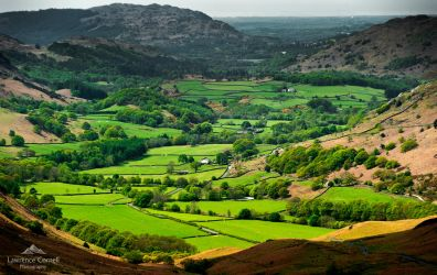 The green valley by LordLJCornellPhotos