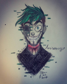 Antisepticeye by IcelandicDrawer