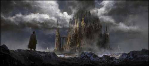High Castle by ChrisCold