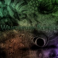 Wandbrush-Reptile by MonkWanderer