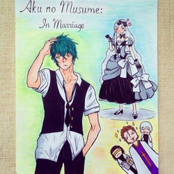 Aku no Musume: In Marriage by ToshieF