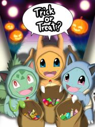 Trick Or Treat? ( Kanto ) by Winick-Lim