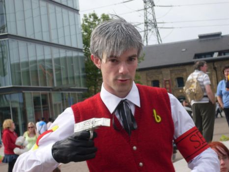 Akihiko P3 :MCM: by GVGPhotos