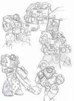 SC Tactical Marines by eightball6219