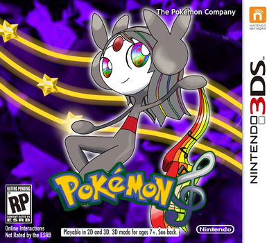 Pokemon G (FanMade Boxart) by OmoriP