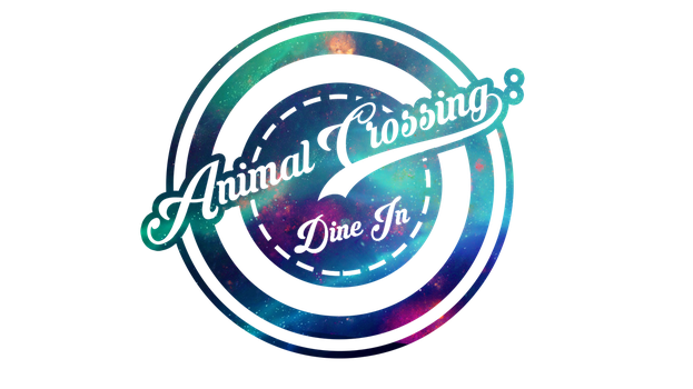 Animal Crossing:Dine In~Group Logo by NightRainExplorer
