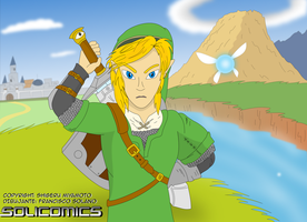 Link by Solicomics