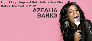 Azealia Banks (on progress) by KelvinTang