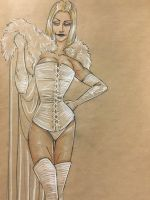White Queen by 0torno