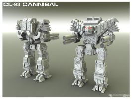 CL-93 Cannibal-FINAL DETAILS by TDBK