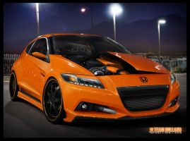 Honda CR-Z - WTB by svennardten-design