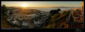 Good Morning San Francisco by eugenedeloyola