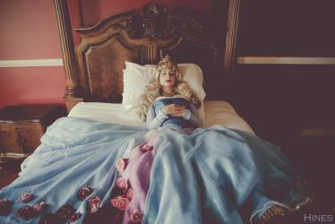 Sleeping Beauty by TheRealLittleMermaid