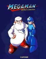 Mega Man Perfect Works by octobomb