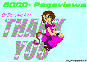6000 Pageviews by Kabocha24