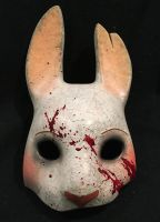 Anna's Hare Mask - Dead By Daylight by HighlanderFX
