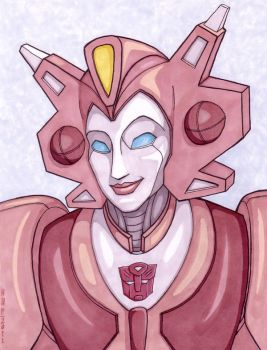 Elita, Colored by Ha-HeePrime