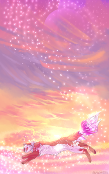 Sunset Veertien by Aria-Hope