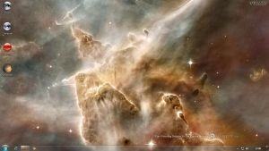 Hubble Space Theme by iDR3AM