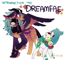 Dreamfae - Introduction by fishervk