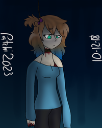 Goretober week 2(Contains Suicide) by Patchi2023