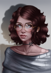 Glasses by Aoleev