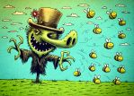 Scarecrow by MaComiX