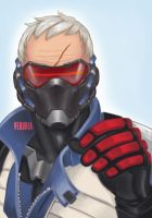 Commission_Soldier76 by kura-risa15